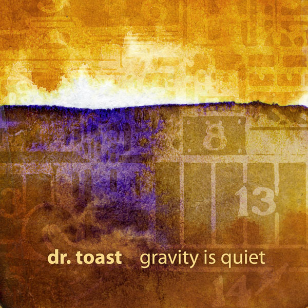Album cover for Gravity is Quiet